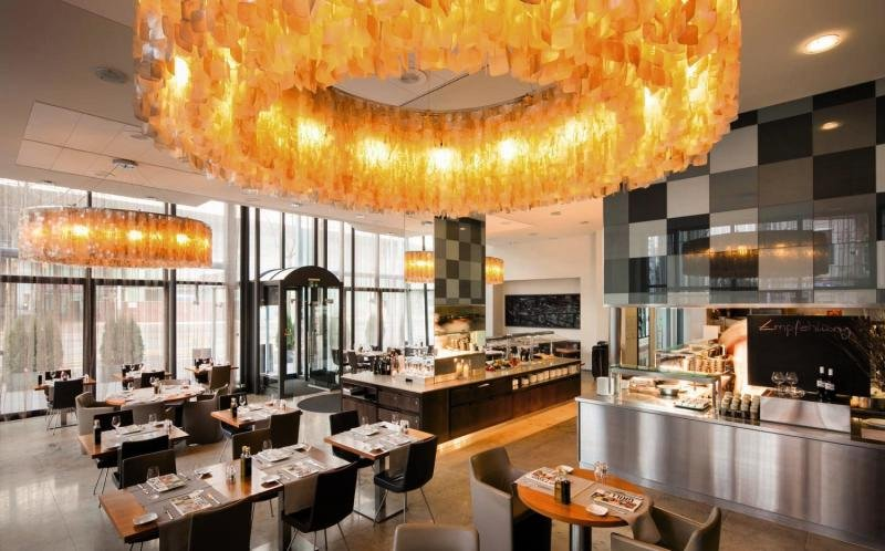 Swissotel Le Plaza Basel Restaurant