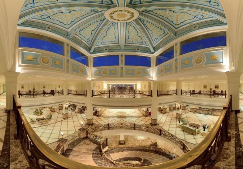 Il Mercato Hotel & Spa Lounge/Empfang
