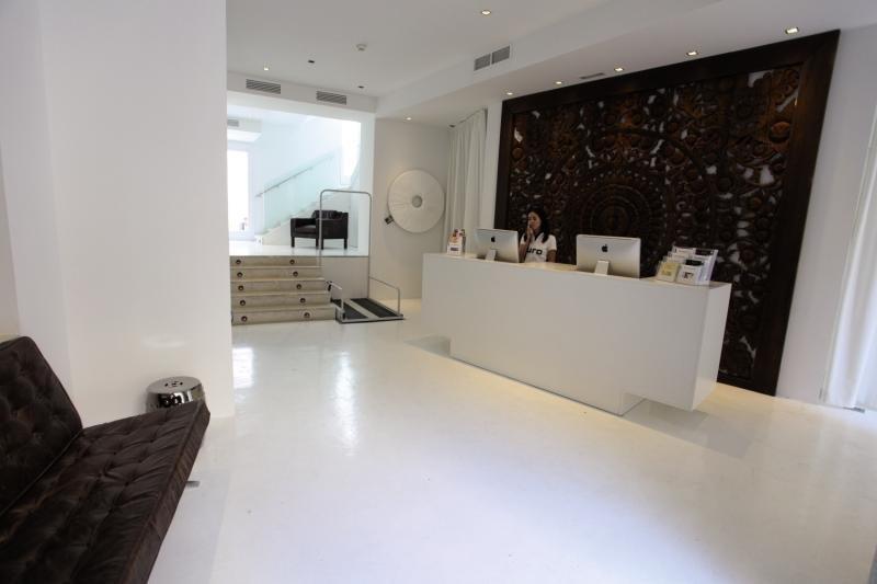 Puro Hotel Palma Lounge/Empfang