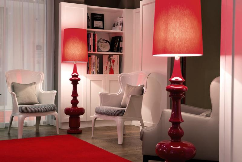 The Harmonie Vienna Lounge/Empfang