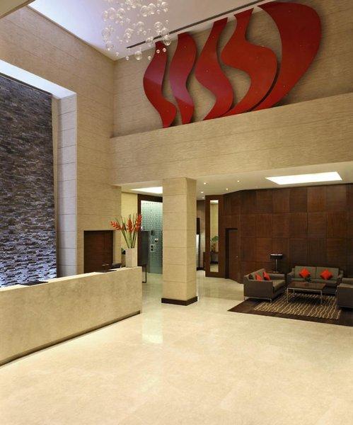 Hilton Garden Inn New Delhi/Saket Lounge/Empfang