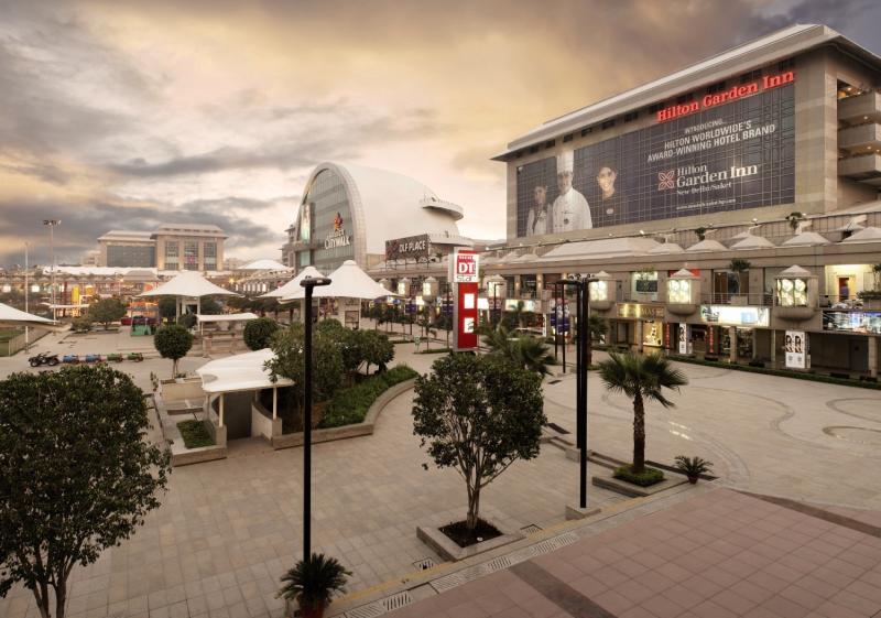 Hilton Garden Inn New Delhi/Saket Außenaufnahme