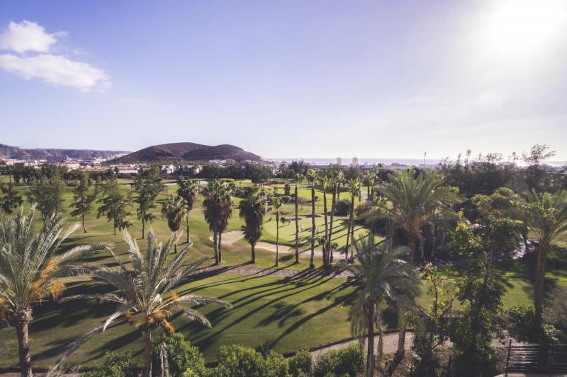 Gara Suites Golf & Suites Landschaft