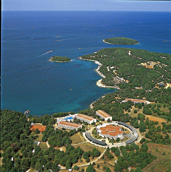 Maistra Resort Funtana All Inclusive Landschaft