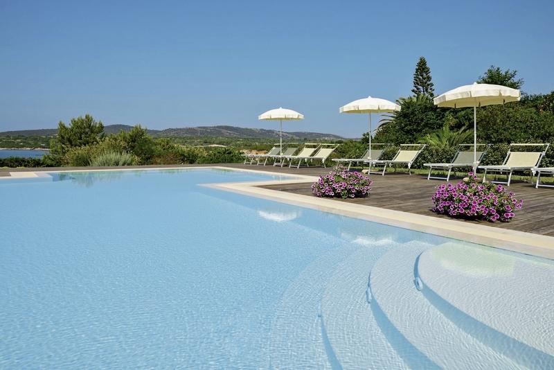 Dei Pini Hotel Pool