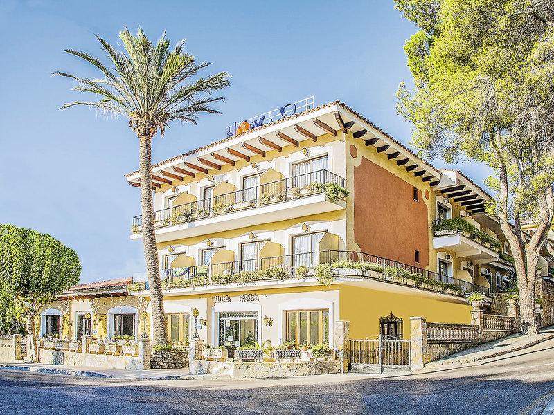 Hostal Villa Rosa Außenaufnahme