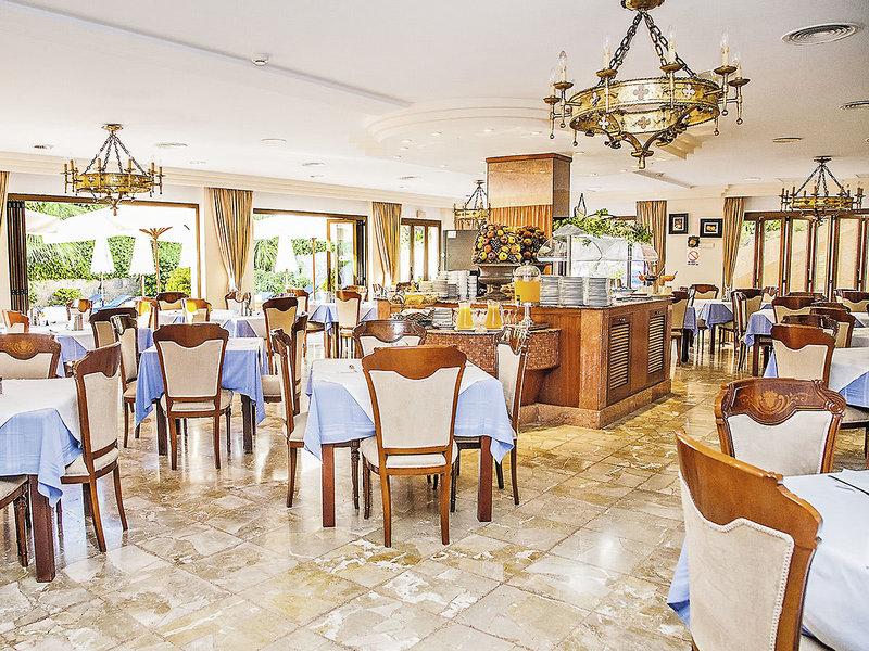 Hostal Villa Rosa Restaurant