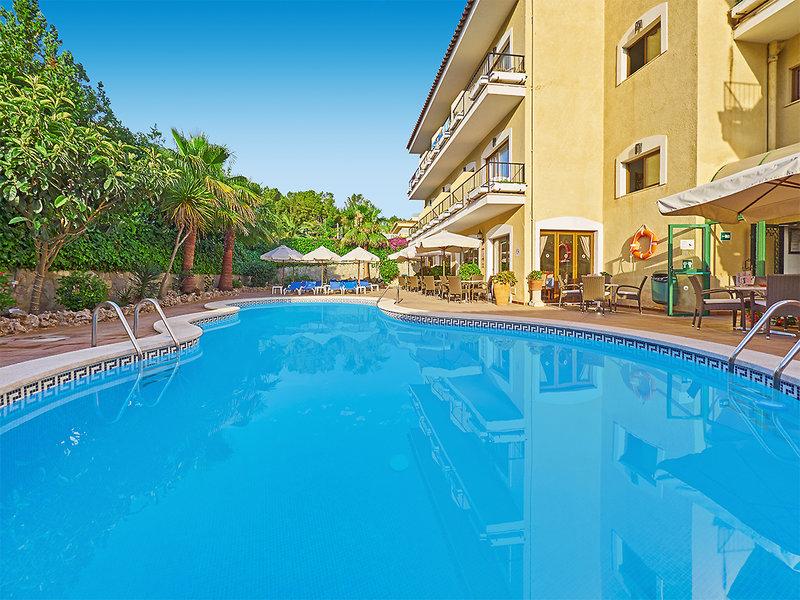 Hostal Villa Rosa Pool