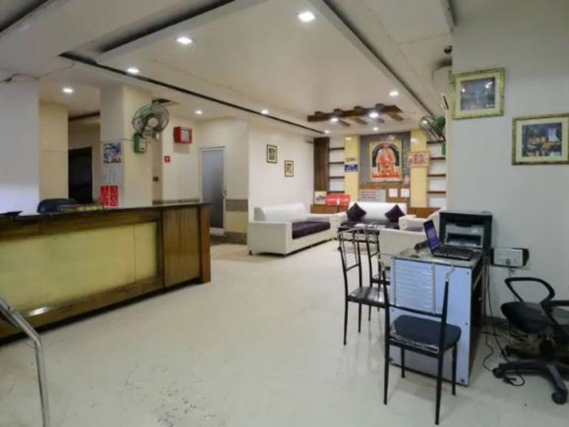 Sai Dham International Lounge/Empfang