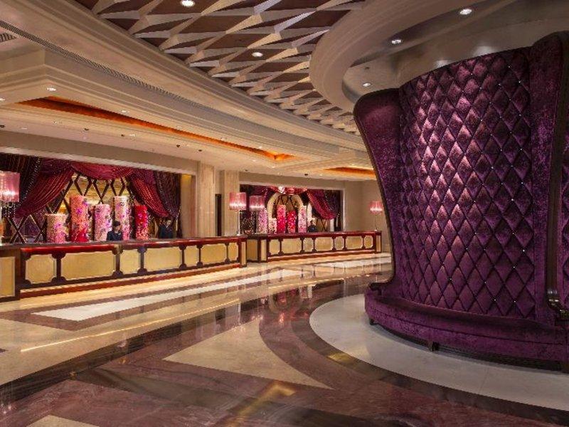 Studio City Macau Lounge/Empfang