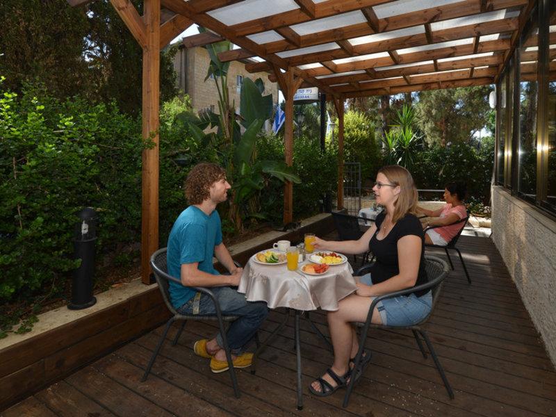 Little House in Rechavia Restaurant