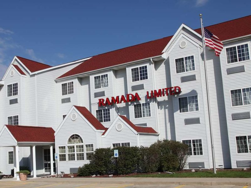 Ramada Limited Bloomington Außenaufnahme