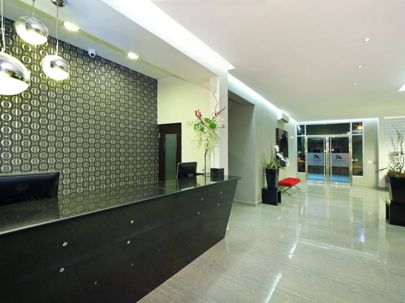 Aranjuez Hotel & Suites Lounge/Empfang