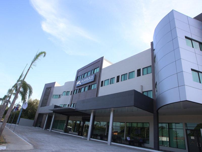 Aranjuez Hotel & Suites Außenaufnahme