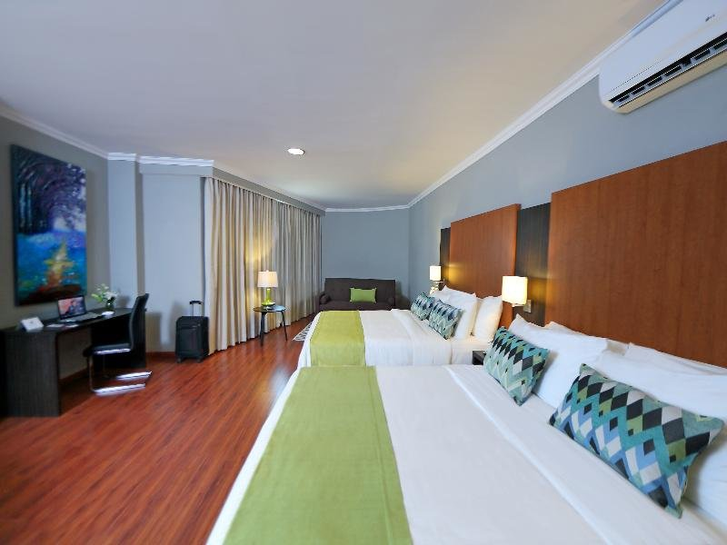 Aranjuez Hotel & Suites Konferenzraum