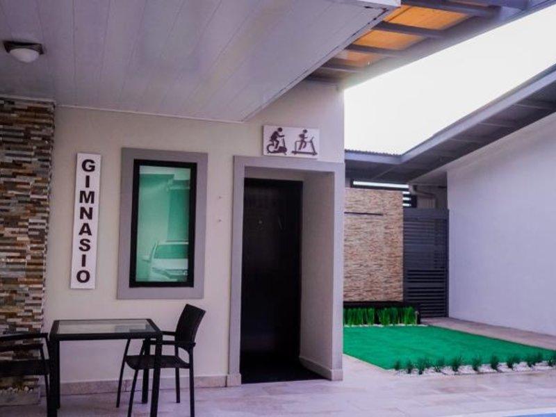 Aranjuez Hotel & Suites Sport und Freizeit