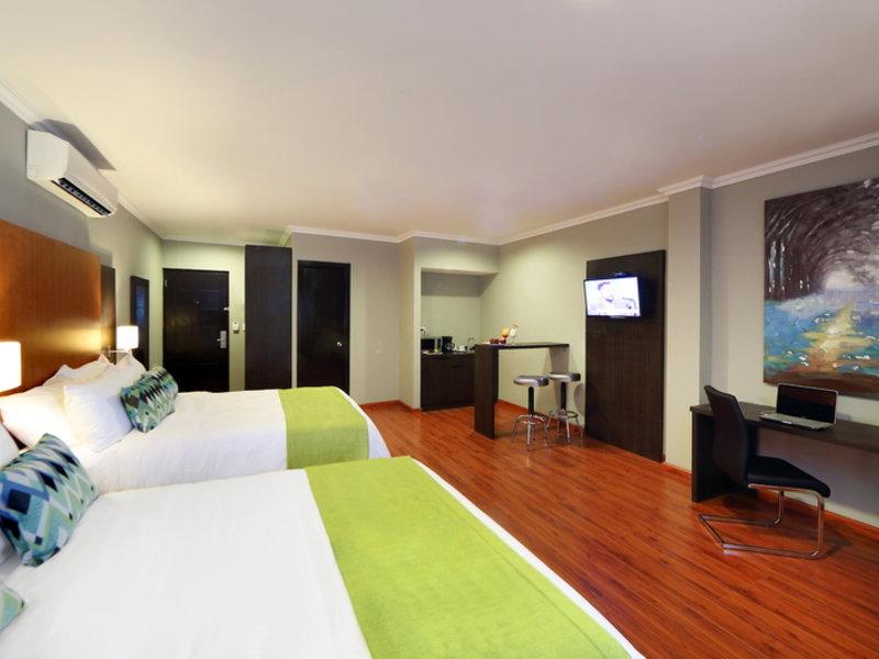 Aranjuez Hotel & Suites Wohnbeispiel