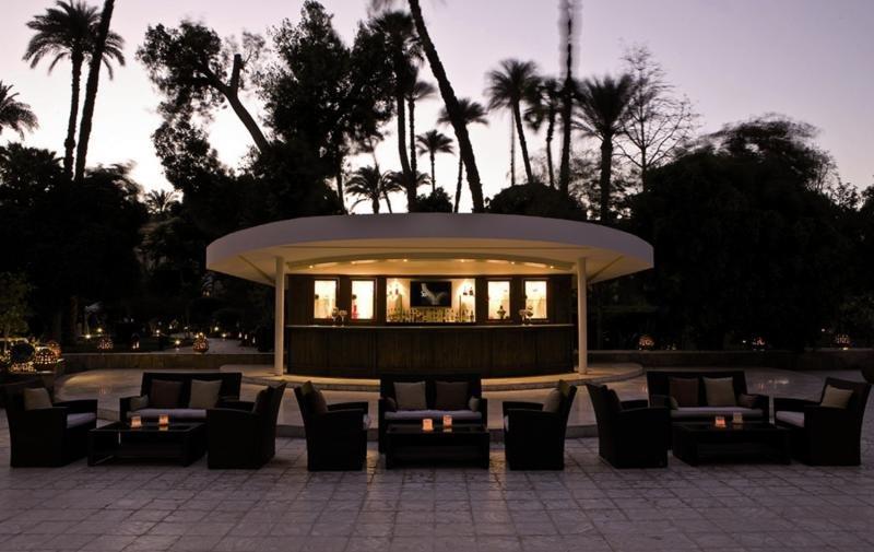 Pavillon Winter Luxor Bar