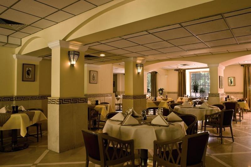 Pavillon Winter Luxor Restaurant