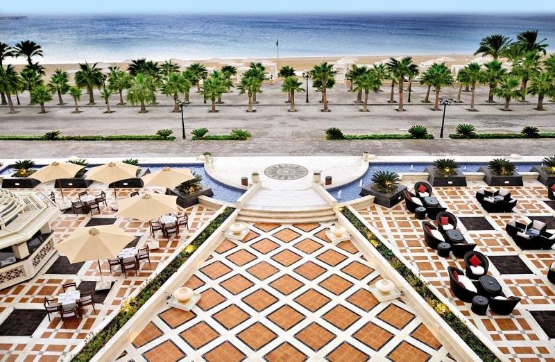 SUNRISE Grand Select Romance Resort Sahl Hasheesh - Erw. Terrasse