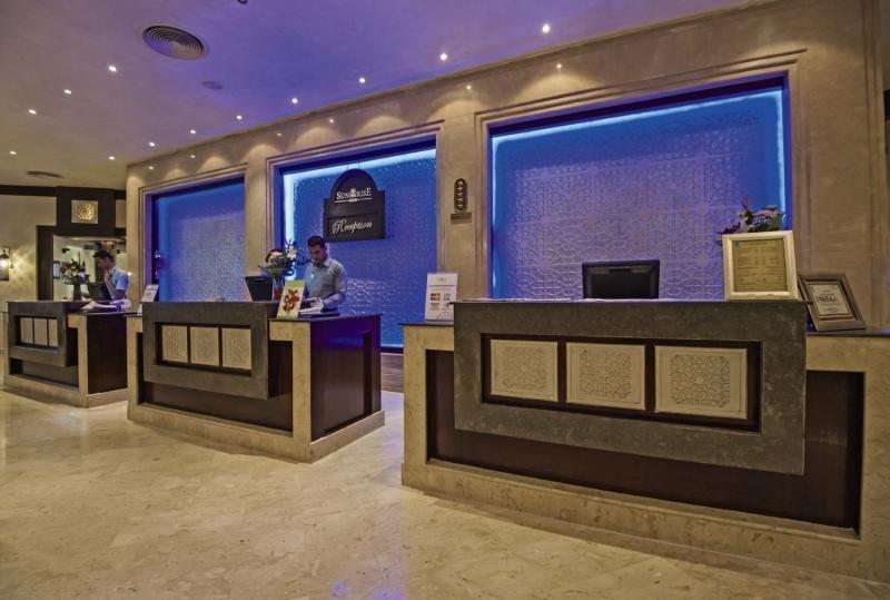 SUNRISE Garden Beach Resort Lounge/Empfang