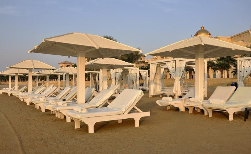 SUNRISE Grand Select Romance Resort Sahl Hasheesh - Erw. Strand