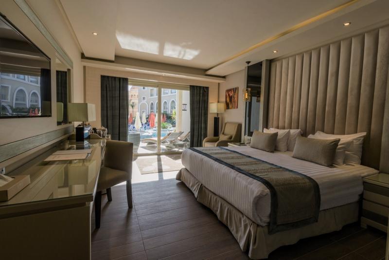 SUNRISE Grand Select Romance Resort Sahl Hasheesh - Erw. Wohnbeispiel