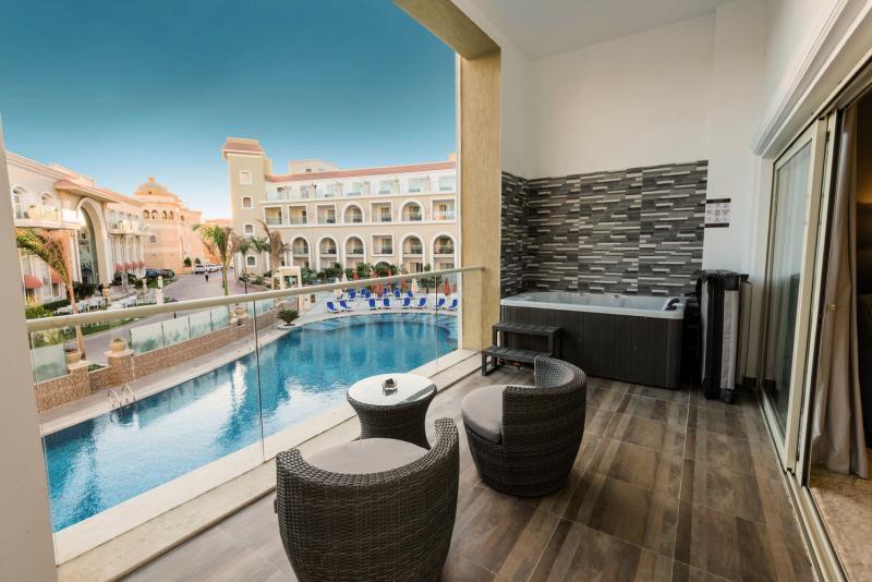 SUNRISE Grand Select Romance Resort Sahl Hasheesh - Erw. Wellness