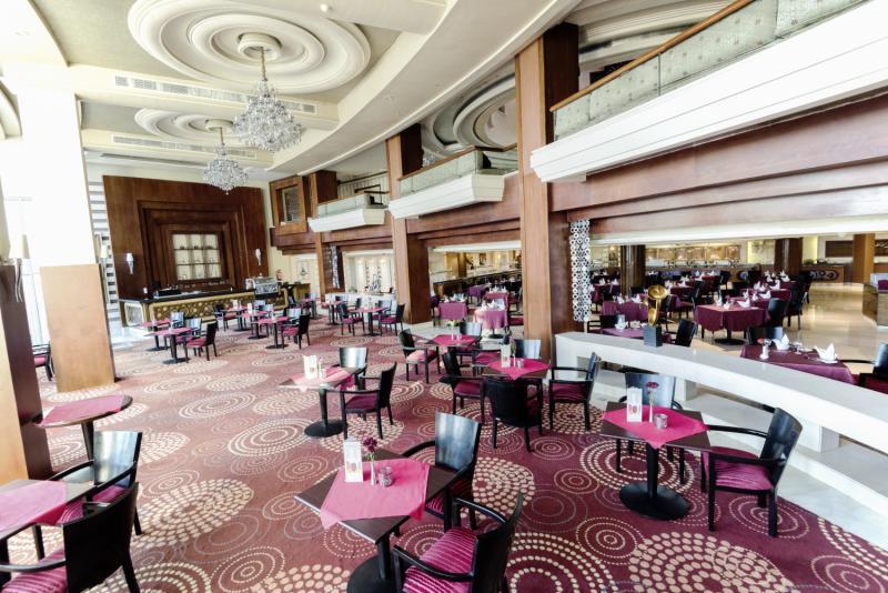SUNRISE Grand Select Romance Resort Sahl Hasheesh - Erw. Lounge/Empfang