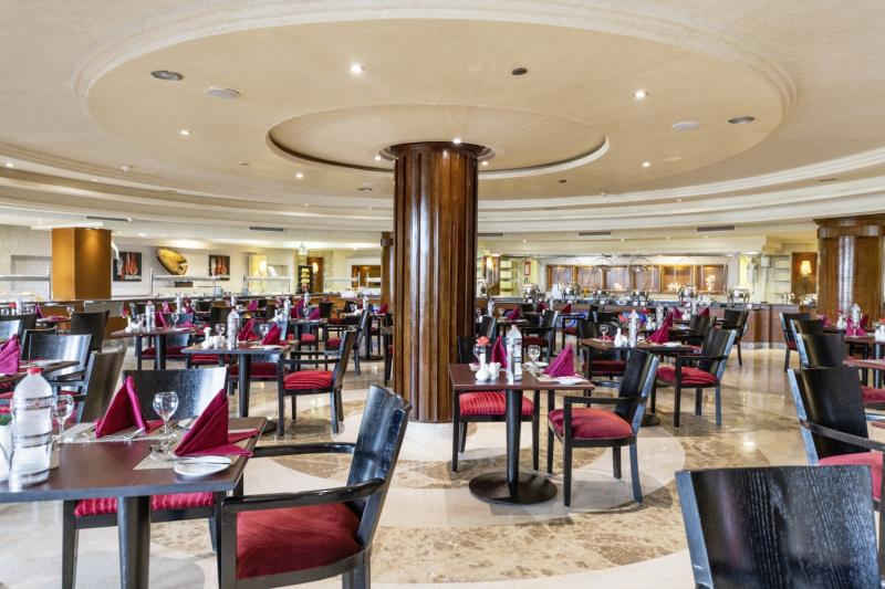 SUNRISE Grand Select Romance Resort Sahl Hasheesh - Erw. Bar