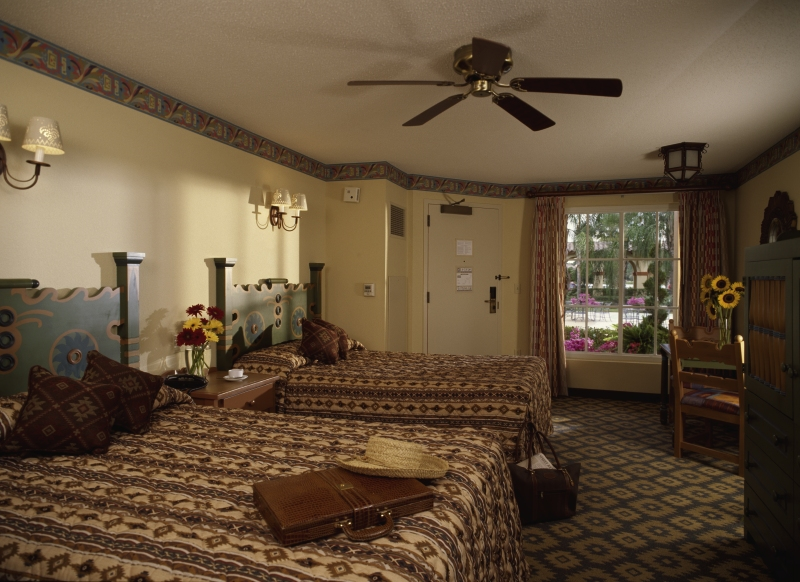 Disney´s Coronado Springs Resort Wohnbeispiel