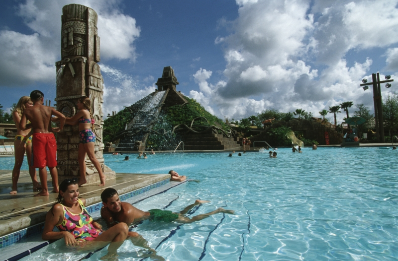 Disney´s Coronado Springs Resort Pool