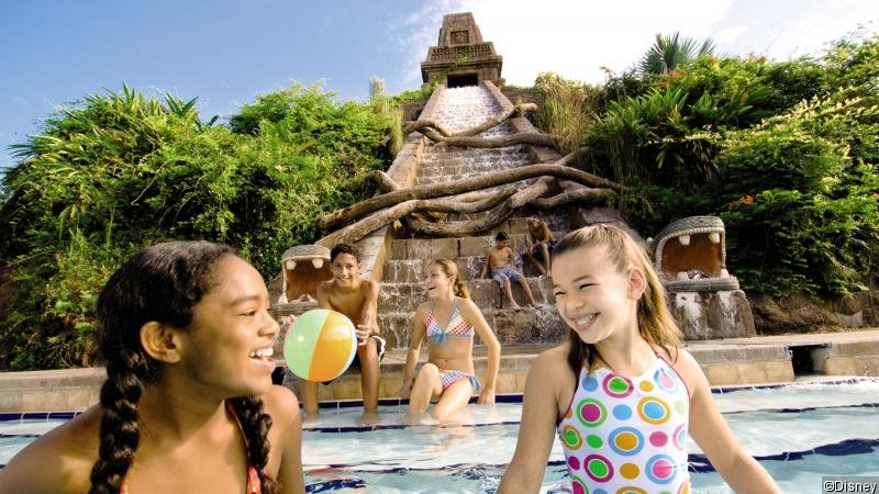 Disney´s Coronado Springs Resort Personen