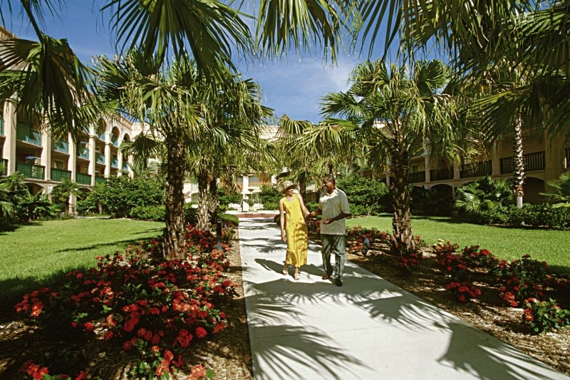 Disney´s Coronado Springs Resort Außenaufnahme