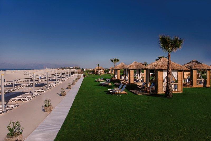 Regnum Carya Golf & Spa Resort Garten