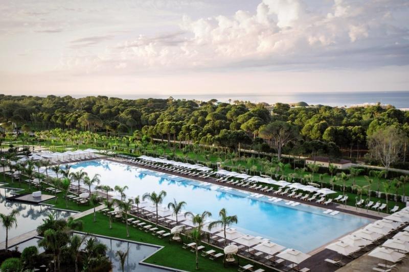 Regnum Carya Golf & Spa Resort Pool
