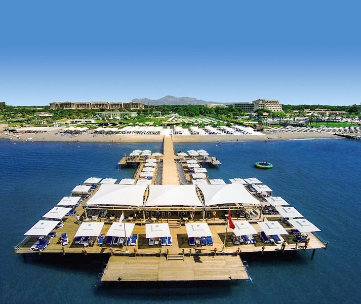 Regnum Carya Golf & Spa Resort Strand