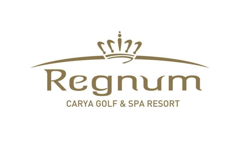Regnum Carya Golf & Spa Resort Modellaufnahme