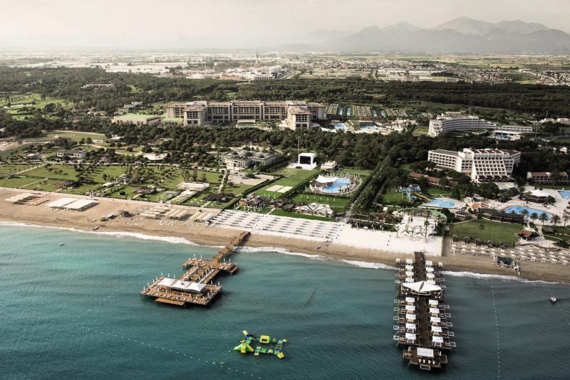 Regnum Carya Golf & Spa Resort Landschaft