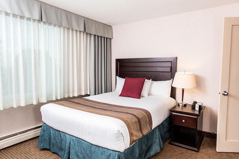 Campus Tower Suite Hotel Wohnbeispiel