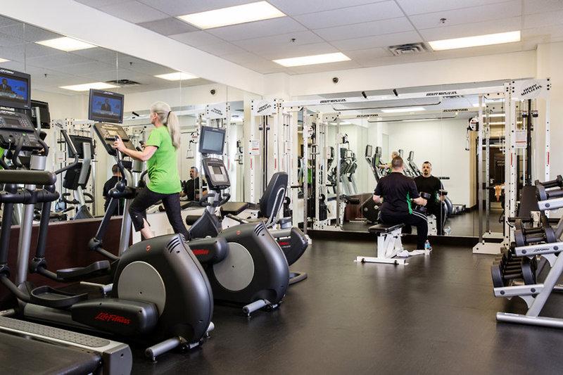 Campus Tower Suite Hotel Sport und Freizeit