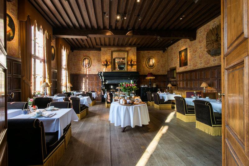 De Orangerie Restaurant