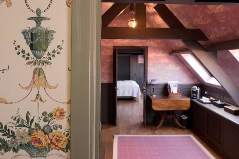 De Orangerie Lounge/Empfang
