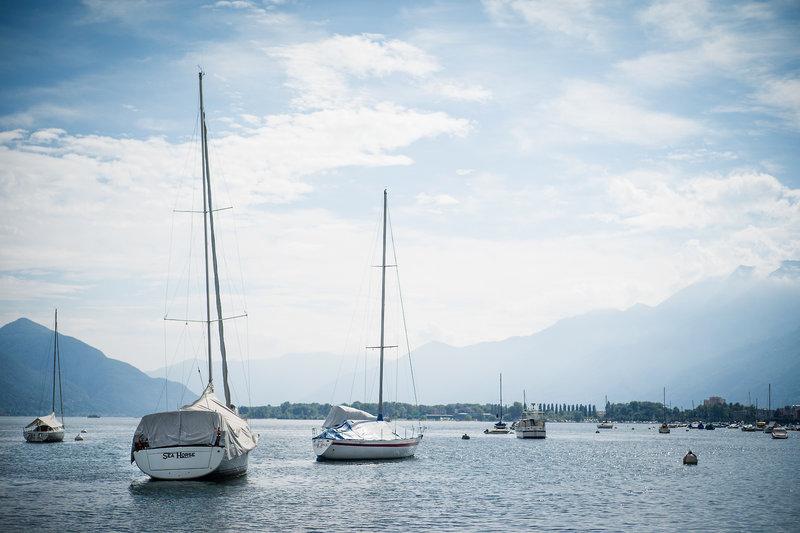 Giardino Lago Strand