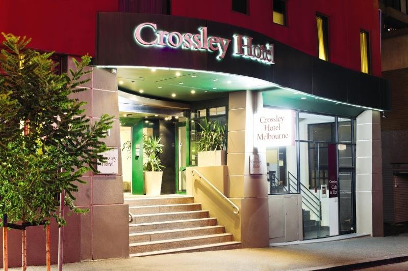 Crossley Außenaufnahme