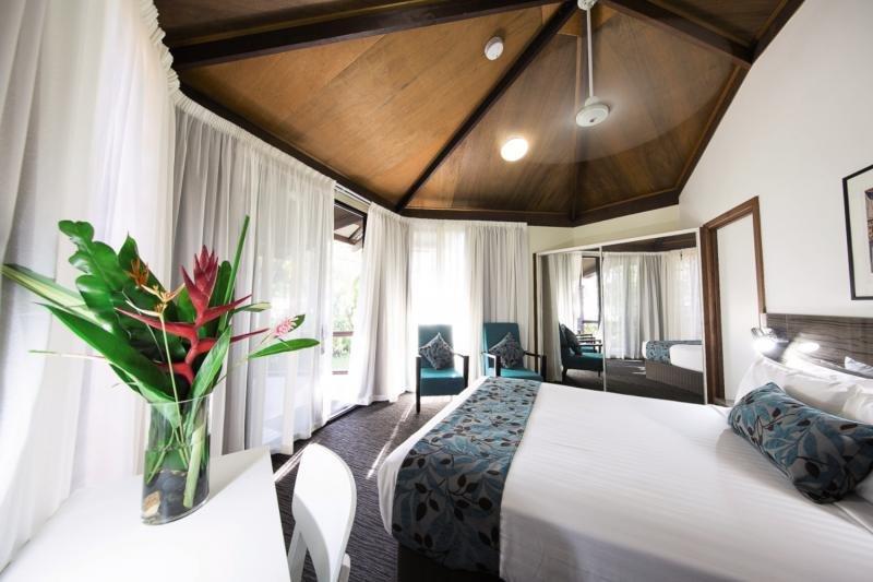 Palms City Resort Wohnbeispiel