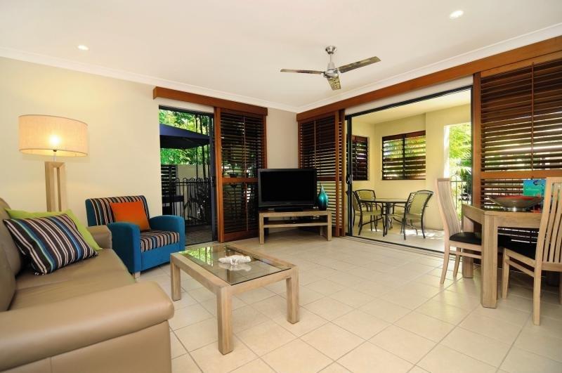 Meridian at Port Douglas Lounge/Empfang
