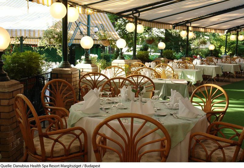Danubius Health Spa Resort Margitsziget Restaurant