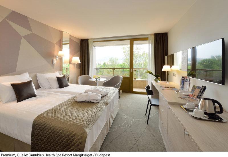Danubius Health Spa Resort Margitsziget Wohnbeispiel