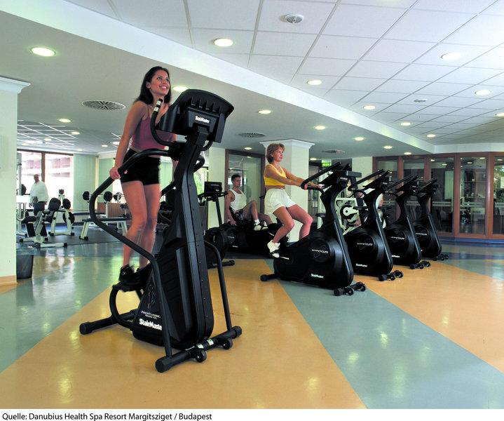 Danubius Health Spa Resort Margitsziget Sport und Freizeit